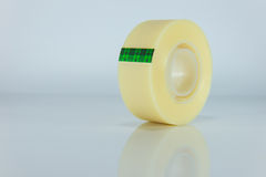 Sticky tape roll Royalty Free Stock Image