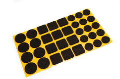 Sticky velcro dots Royalty Free Stock Photos