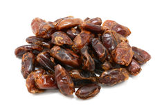 Sticky whole dates Stock Photos
