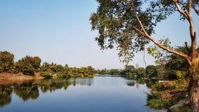 Stieß auf diesen schönen Anblick bei Wada zufällig Lizenzfreie Stockbilder