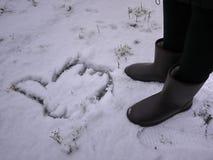 Stiefel das ugg der Frauen Details, Nahaufnahme, Winterwetter und Warmstarte stockbild