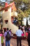 Stiefel-Haus, Mumbai Lizenzfreies Stockbild