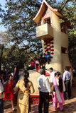 Stiefel-Haus, Mumbai Lizenzfreie Stockbilder