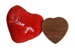 Stiefmoeder I houdt van u! Stock Fotografie