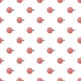 Stieraugen-Zielmuster nahtlos vektor abbildung