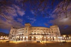 Stierkampfarena in Madrid, Las Ventas Stockfotos