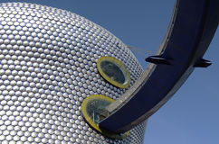 StierkampfarenaEinkaufszentrum, Birmingham, England Lizenzfreie Stockfotografie