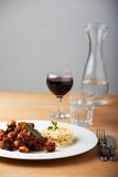 Stifado Royalty Free Stock Photos