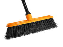 Stiff-Bristled Broom Royalty Free Stock Photos