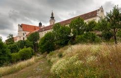 Stift Altenburg stockbild