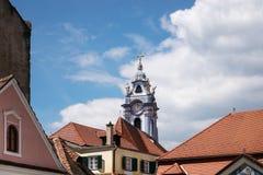 Stift Dürnstein Stock Photos