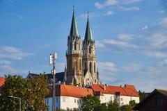 Stift Klosterneuburg, Viena, Austria foto de archivo libre de regalías