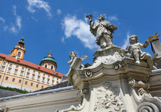 Stift Melk Stock Photo