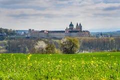Stift Melk. Benedictine Abbey of Melk in the Wachau Austria Royalty Free Stock Photography
