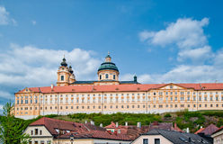 Stift Melk in Lower Austra Stock Image