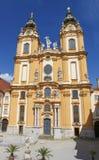 Stift Melk o abadía de Melk en Austria Fotos de archivo