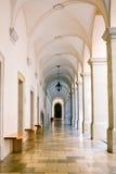 Stift Melk opactwa korytarz Obrazy Stock