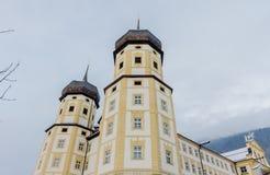 Stift am Stams in Tirol Austria Stock Photos