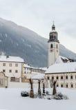 Stift am Stams in Tirol Austria Stock Photo