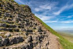 Stift-y-Gent, North Yorkshire, England, Großbritannien lizenzfreies stockfoto