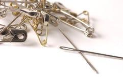 Stifte und Nadeln Stockbilder