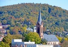 Stiftkirche, Lahr Stock Photography
