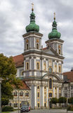 Stiftsbasilika Waldsassen, Alemania Fotos de archivo