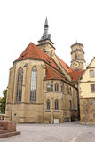 Stiftskirche church Royalty Free Stock Images