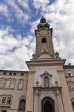 Stiftskirche Sankt Peter in Salzburg, Austria Stock Photography