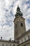 Stiftskirche Sankt Peter in Salzburg, Austria Royalty Free Stock Image