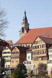 Stiftskirche St. Georg Royalty Free Stock Photo