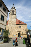 Stiftskirche in Tubingen, Baden-Wurttemberg, Germany Stock Photo