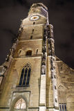 Stiftskirche West Tower (1) Royalty Free Stock Photo