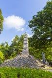 Stiftturm Stockfoto
