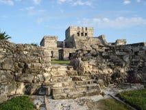 stigande tempel för gud Royaltyfri Foto
