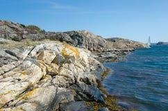 Stigfjorden Σουηδία Στοκ εικόνα με δικαίωμα ελεύθερης χρήσης