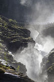 Stigfossen Royalty Free Stock Photo