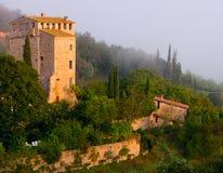 Stigliano castle. Royalty Free Stock Photo