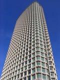 stigning för blockengland hög london kontor Arkivbilder