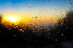 Stigning Sun royaltyfri bild