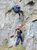 stigningsrock Royaltyfri Bild
