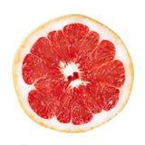 Stihli, вкусный кусок грейпфрута изолированный на белой предпосылке Фотография рекламы Стоковые Фото