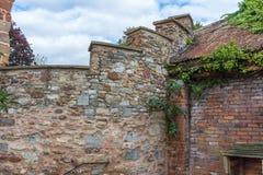 Stijgende muur Royalty-vrije Stock Fotografie