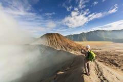 Stijging in Indonesië stock fotografie