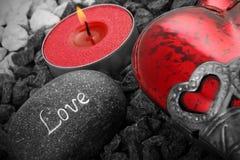 Stil d'amour sous tension Photographie stock libre de droits