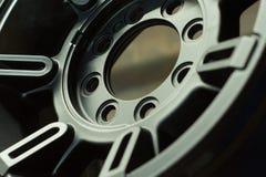 Stil för bilkantsvart Royaltyfria Bilder