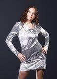 stil för modefotostudio royaltyfri foto