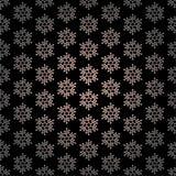 stil för snowflake för bakgrundsmodell retro seamless Royaltyfri Fotografi