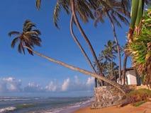 Stil strand Stock Afbeeldingen