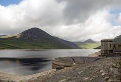 Stil van het Noord- valleireservoir Ierland Royalty-vrije Stock Afbeelding